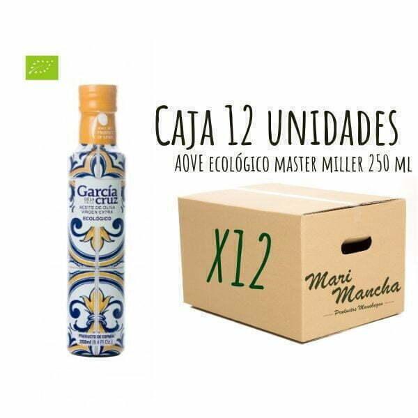Ecológico de García de La Cruz 250ml caja de 12 unidades