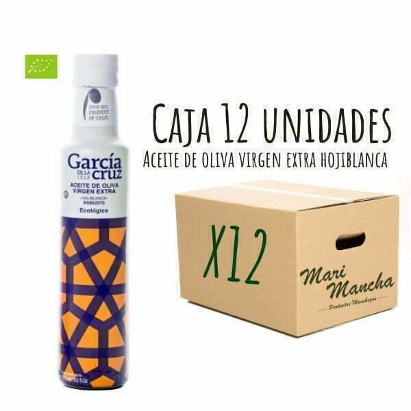 Hojiblanca ecológico de García de La Cruz 250ml caja de 12 unidades
