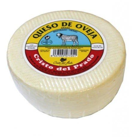 queso manchego tierno 2kg