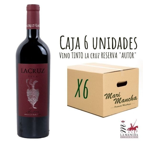 bogarve vino autor caja de 6 unidades