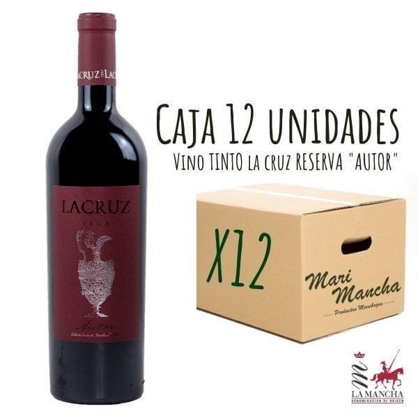 bogarve vino autor caja de 12 unidades