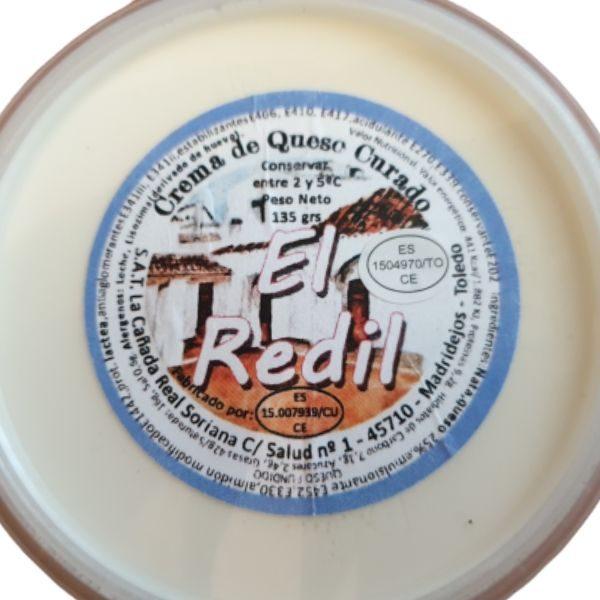 crema de queso el redil