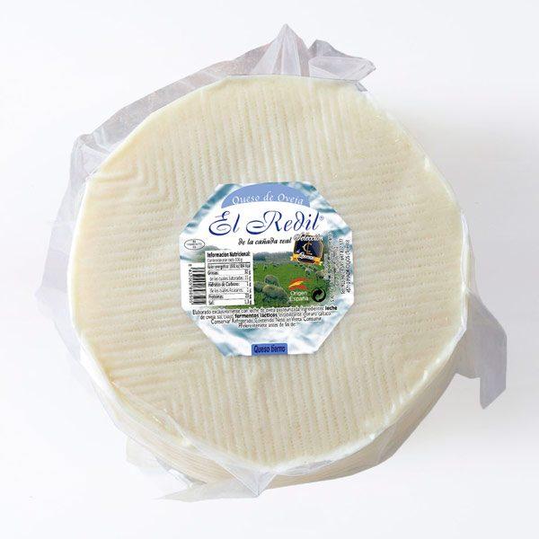queso el redil fresco grande