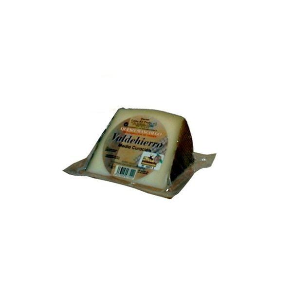 queso manchego semicurado valdehierro