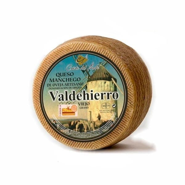 queso artesano viejo valdehierro grande