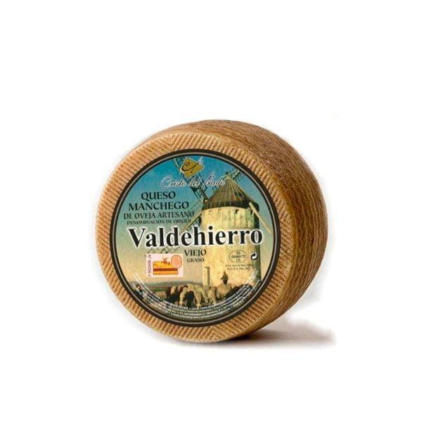 queso artesano viejo valdehierro mediano