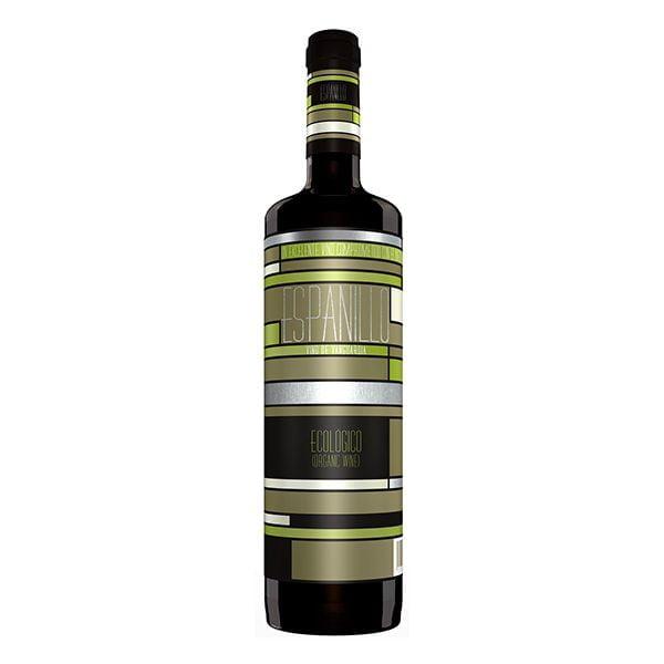 vino tinto ecológico espanillo