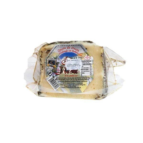 queso manchego al romero el redil