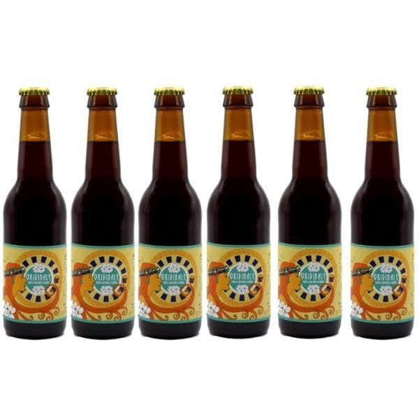 CERVEZA ARTESANA ORIGINALE BROWN ALE