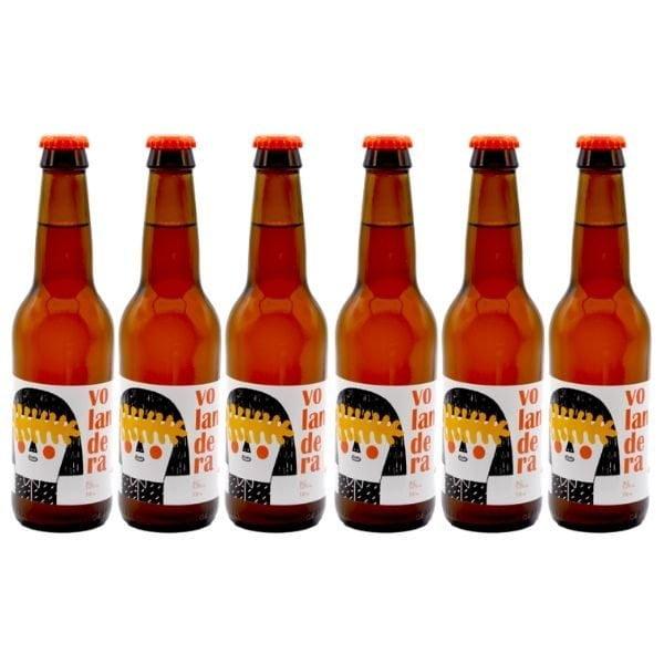 cerveza la maldita volandera