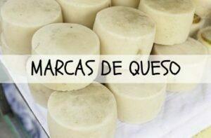 MARCAS DE QUESO