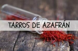 TARROS DE AZAFRAN
